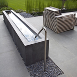 Residential work - Garden water feature